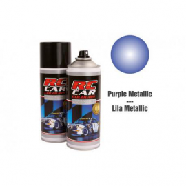 SPRAY RC CAR PURPURA METALIZADO