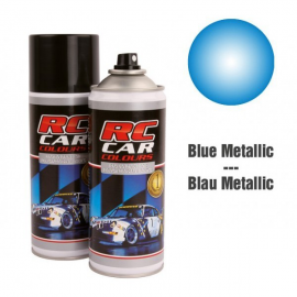SPRAY RC CAR AZUL ALPINE METALIZADO