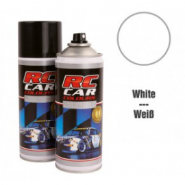 SPRAY RC CAR BLANCO