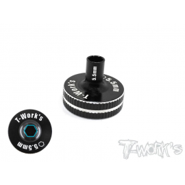 LLAVE TUBO CORTA 5.5MM T-WORK´S
