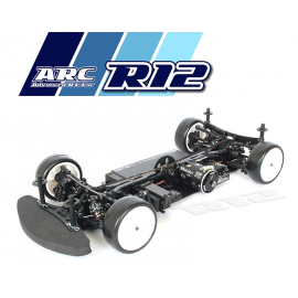 COCHE 1/10 ARC R12 CAR KIT