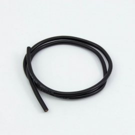 CABLE SILICONA NEGRO 12awg (50cm)