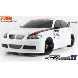 COCHE 1/10 E4JR II RTR BRUSHED + LIPO BMW