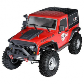 COCHE CRAWLER ROCK CRUISER 1/10 RTR WATERPROF