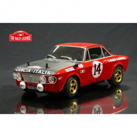 COCHE 1/10 RALLY LEGEND FULVIA HB 1600 RALLY RTR
