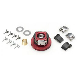 EMBRAGUE JVD COMPLETO 34MM MIX 2CARB+2ALU