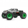 QUANTUM MT FLUX 1/10 4WD MONSTER TRUCK - SILVER