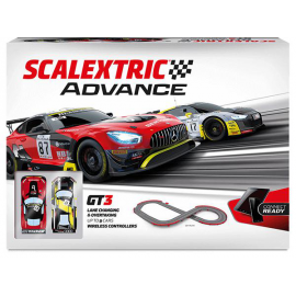 SCALEXTRIC CIRCUITO GT3 ADVANCE