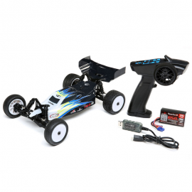 COCHE 1/16 LOSI MINI-B BRUSHED BUGGY RTR 2WD BLACK