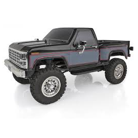 COCHE CR12 FORD F-150 PICK-UP RTR-BLACK ASSO