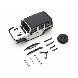 CARROCERIA JEEP WRANGEL RUBICON MINI-Z 4X4 MX01 BL