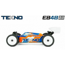 COCHE 1/8 Tekno EB48 2.0 4WD ELECTRIC BUGGY KIT