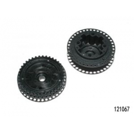 MTS COMPOSITE GEAR DIFF. CASE & COVER(1)