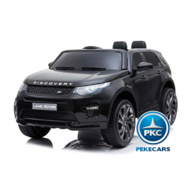 COCHE INFANTIL LAND ROVER DISCOVERY MP4 12V 2.4G N